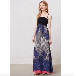 Lilka Anthropologie Antica Maxi Dress